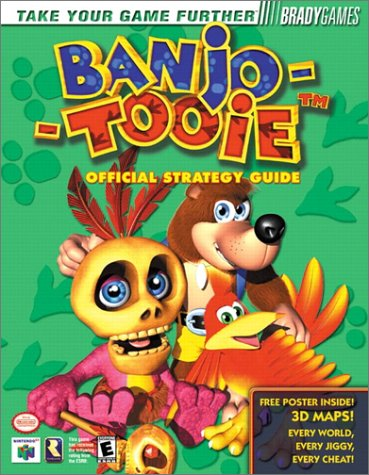 Banjo-tooie: Official Strategy Guide