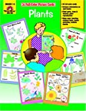 Plants, Evan-Moor, 1557996938