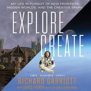Explore/Create Audiobook