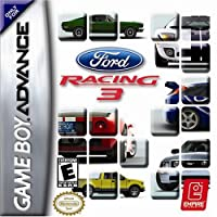 Ford Racing 3 - Game Boy Advance