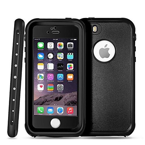 TNP iPhone Waterproof Case Black