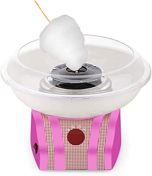500W Cotton Candy Machine para Fiestas Cumpleaños, Máquina de ...
