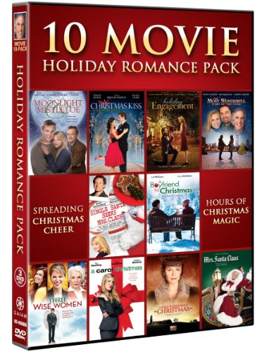 Holiday Romance Collection Movie 10 Pack (Abc Movies Christmas 2019)