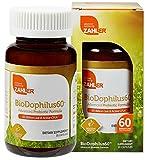 Zahler Biodophilus, ll Natural Advanced Probiotic Supplement, Helps Promote Digestive Health, 60 Billion Live Cultures Per Serving, Optimal Acidophilus for Women and Men, Certified Kosher, 30 Capsules For Sale