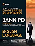 Bank PO English Language Chapterwise Solved Papers (Old Edition)