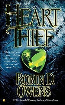 Heart Thief (Celta Series Book 2) by [Owens, Robin D.]