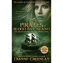 Pirates of Blood Bay Island - The Quintspinner and the Devil's Deal: The Legend of the Quintspinner Book One