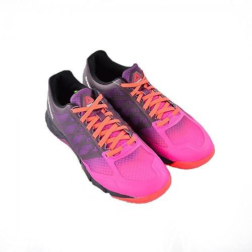 Reebok Crossfit Speed Tr - Zapatillas para deportes de exterior de Material Sintético para mujer multicolor multicolor, color multicolor, ...
