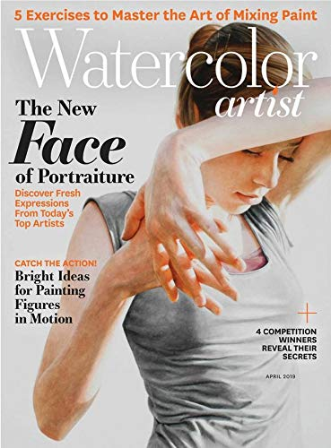 Top 7 recommendation watercolor artist magazine subscription