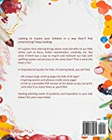 Inspiring Quotes for Kids: A Coloring Book  a 40-Day