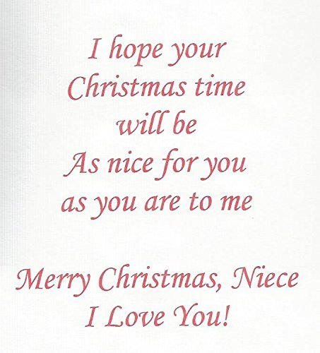 Merry Christmas Niece.Merry Christmas Niece N2 Buy Online In Ksa Kitchen