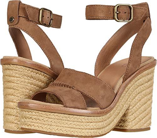 UGG Carine Women's Sandal 10 B(M) US Chestnut (Ladies Ugg Shoes)