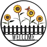 Backyard Expressions 906673 Wall Art, Welcome