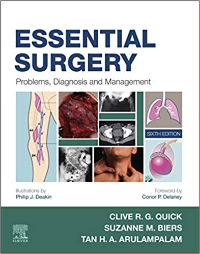 Essential Surgery E-Book: Problems, Diagnosis and Management: With STUDENT CONSULT Online Access, 6th Edition