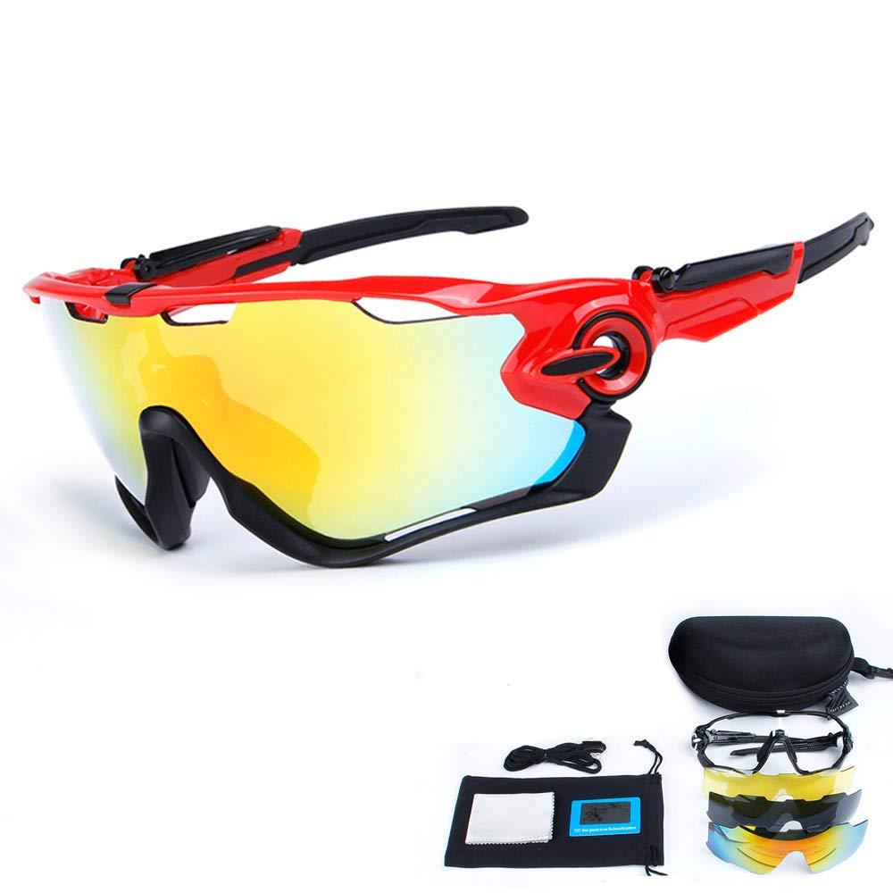 5e91b93f97 Yodo Over Glasses Sunglasses with Polarised Lenses for Men and Women Black  Yodo Group GA096146 Christmas Supplies