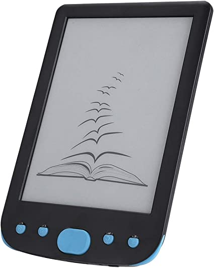 E-Reader, lector portátil de libros electrónicos a prueba de agua ...