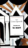 Pensées sur la mort par Comte-Sponville