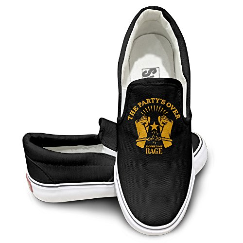 TAYC Prophets Of Rage The Party Over Shoes Black 36
