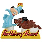 Westland Giftware Huckleberry Hound and Dog In Tray Salt and Pepper Shakers