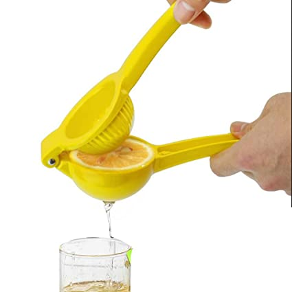 LeRan multifunción Manual Fruta exprimidor Prensa portátil Mano Apple de Limones (Completamente para el Objeto
