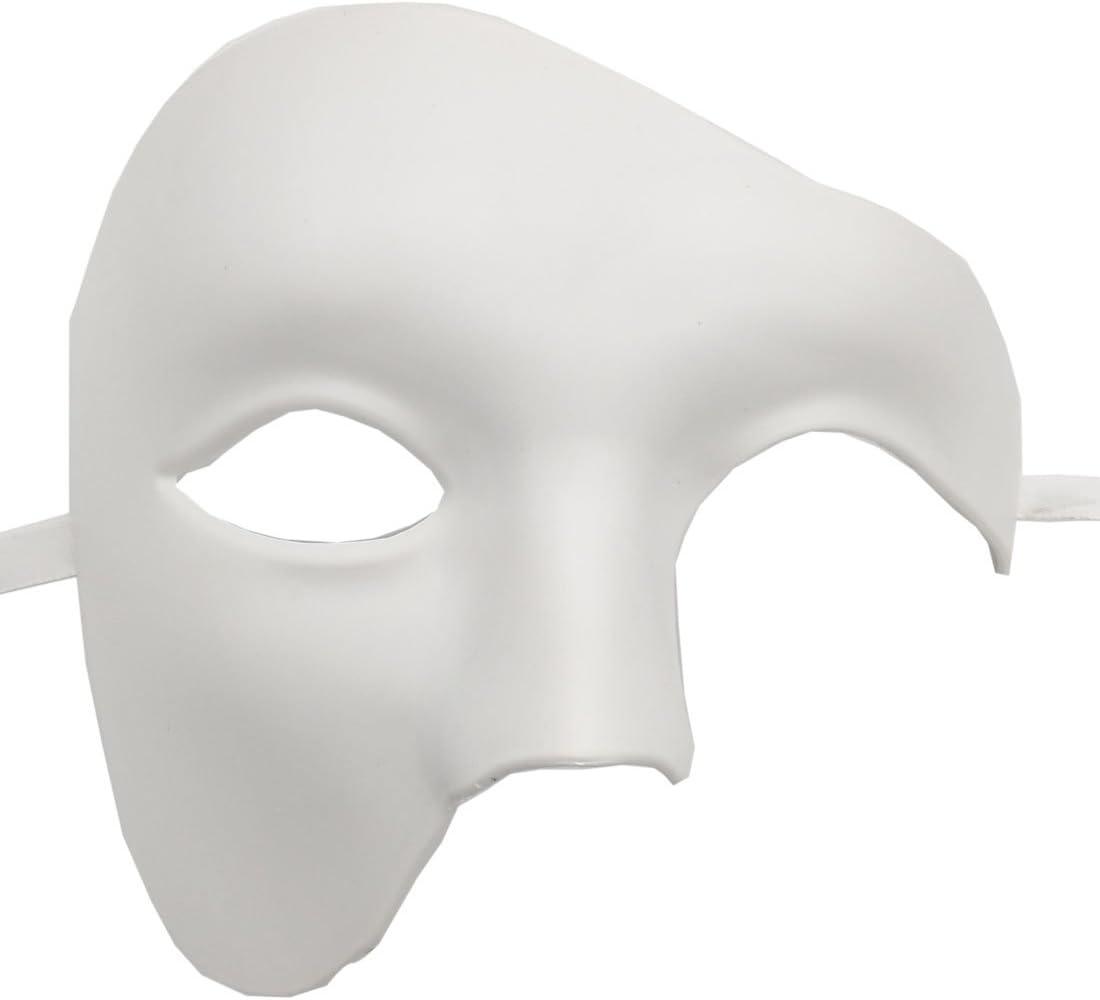 Máscara de disfraces Vintage Phantom Of The Opera Disfraz de medio ...