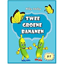 Children's Book Dutch: Twee Groene Bananen (Boeken voor kinderen bedtime stories in Dutch) (Dutch Edition)