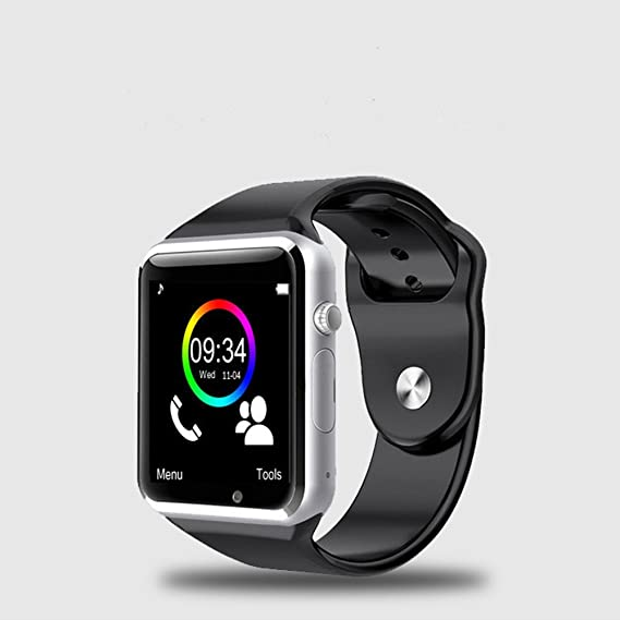 Smart Watch, Fashionable W8 Bluetooth Smart Phone With TFT HD LCD Touch Screen, Support