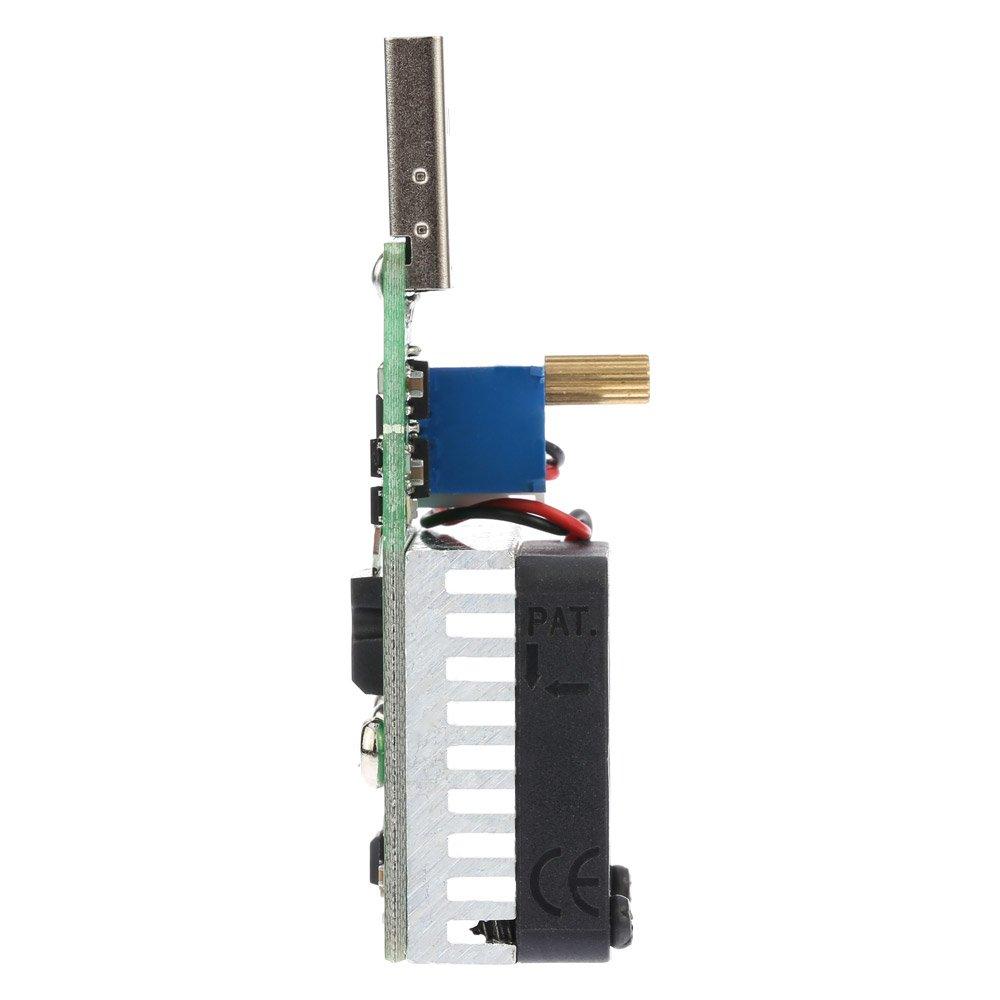 KKmoon DC Motor Speed Control PWM Drehzahlsteller Verstellbare H-Bridge mit SPS-Steuerung Umkehr Switch Bremsen Ventilator 12V 24V 36V 50V Geschwindigkeit Einsteller 1500W Pulse Width 0-100/%