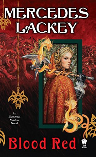 Blood Red (The Elemental Masters Book 9) ()