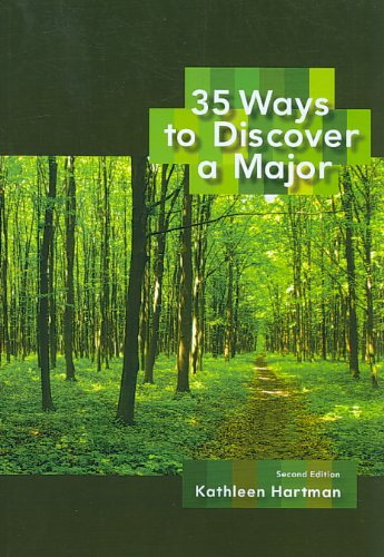 35 Ways to Discover a Major
