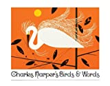 Charles Harper's Birds and Words, Charley Harper, 1623260167