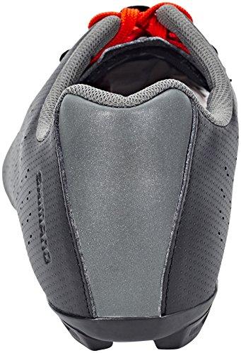 Shimano shxc5pc450sl00–Scarpe da ciclismo, 45, Nero, Uomo