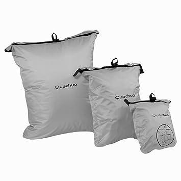 DECATHLON QUECHUA 3 resistente al agua ropa cubre mochila accesorio: Amazon.es: Deportes y aire libre