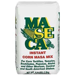 Amazon.com : Maseca Instant Masa 100% All Natural Kosher