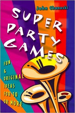 amazon super party games fun original ideas for 10 or more