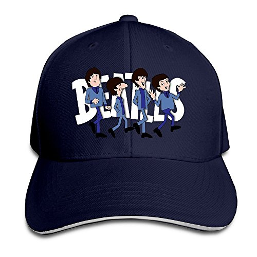 MaNeg The Beatles+ Comic Sandwich Peaked Hat & - Dior Seattle