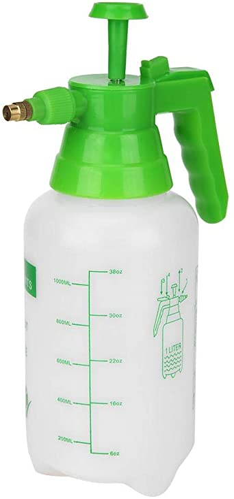 Pulverizador de mano para jardín, pulverizador de agua, pulverizador de mano para jardín, pulverizador de agua ligero perfecto, combo de pulverizador de césped: Amazon.es: Iluminación