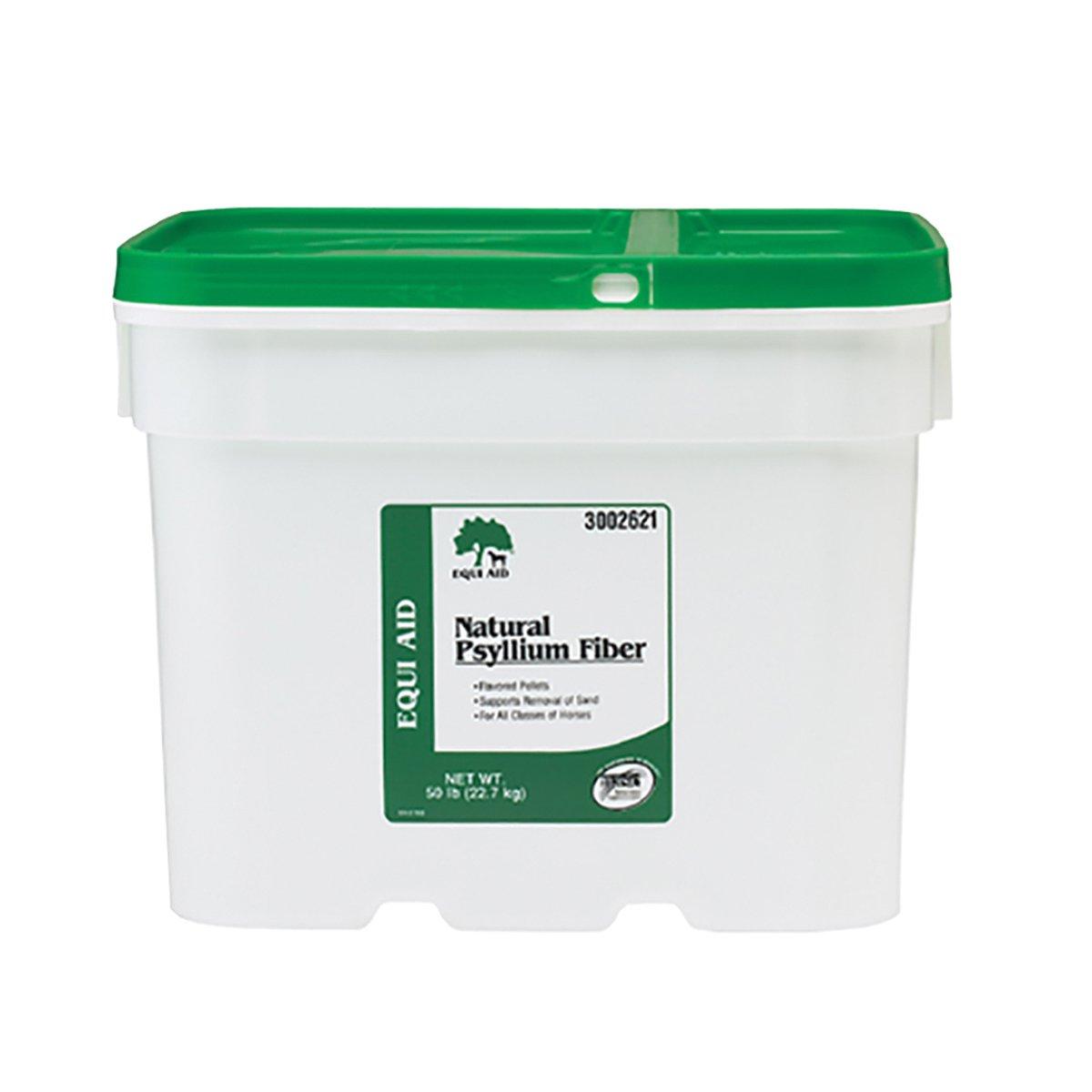 Farnam Equi Aid Natural Psyllium Fiber Pellets, 50 lbs