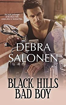 Black Hills Bad Boy: a Hollywood-meets-the-real-wild-west contemporary romance series (Black Hills Rendezvous Book 3) by [Salonen, Debra]