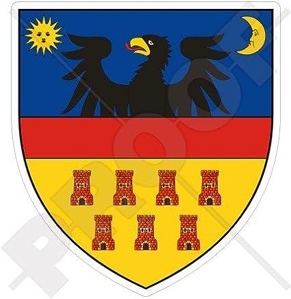 Rumänien Transylvania Anstecker Abzeichen