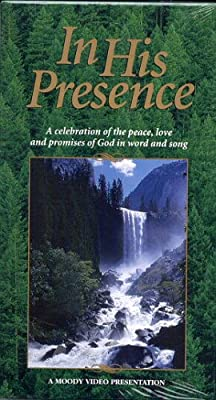 In His Presence Video [VHS]