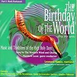 The Birthday of the World, Part I: Rosh Hashanah