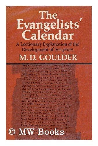 Evangelists' Calendar