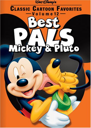 Classic Cartoon Favorites - Best Pals - Mickey & Pluto: Vol. 12 ()