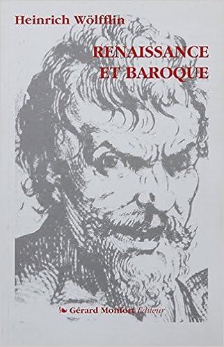 Lire Renaissance et Baroque epub pdf