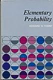 Elementary Probability, Edward O. Thorp, 0882753894