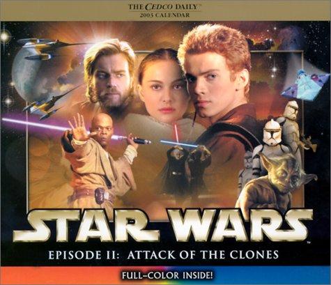 Star Wars Episode II Attack of the Clones Calendar (2003) (Calendar)
