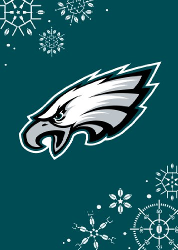 (Paper Magic 18-Count Box NFL Eagles Greeting Cards)