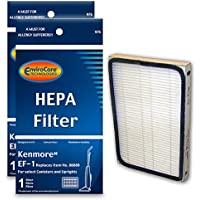 EnviroCare Replacement Vacuum Filters for Kenmore Vacuums using the EF-1 filter. 2 filters
