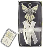 Gift Boxed Angel Bookmark Perfect Favors for Weddings or Religious Events (Set of 6)